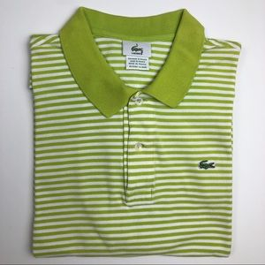 Lacoste Slim Fit Polo Made in France Size XL